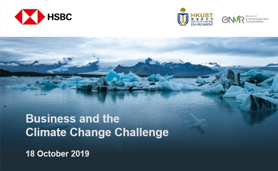 Business and the Climate Change Challenge